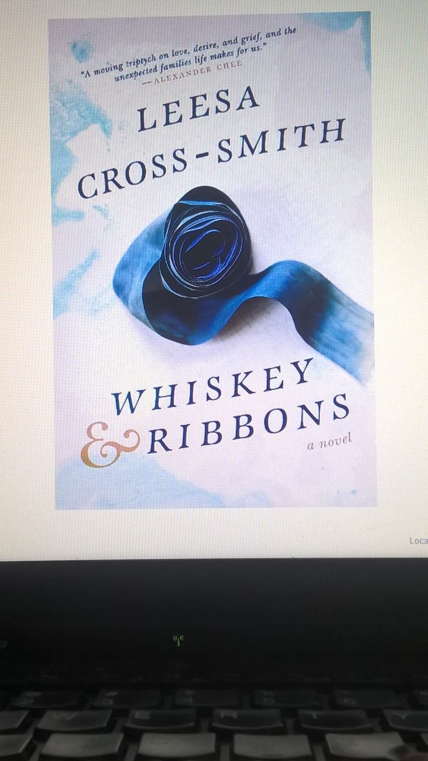 Whiskey and Ribbons by LeesaCross-Smith