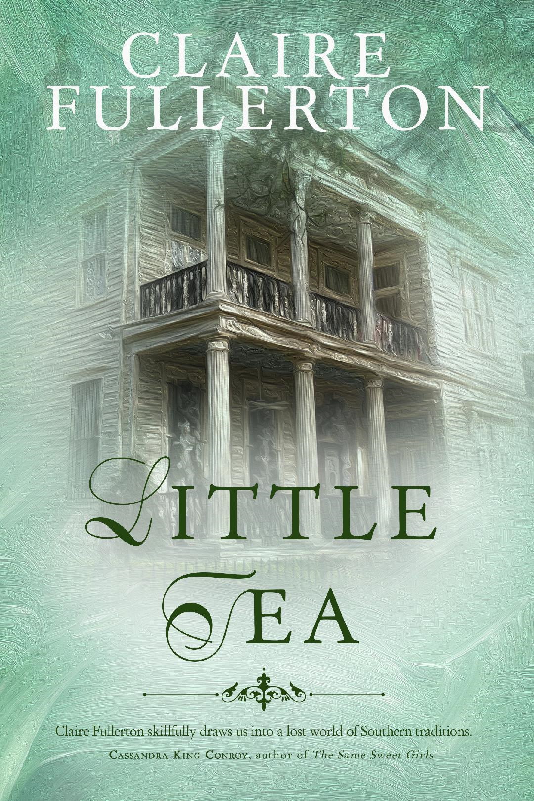 Little Tea Book Cover