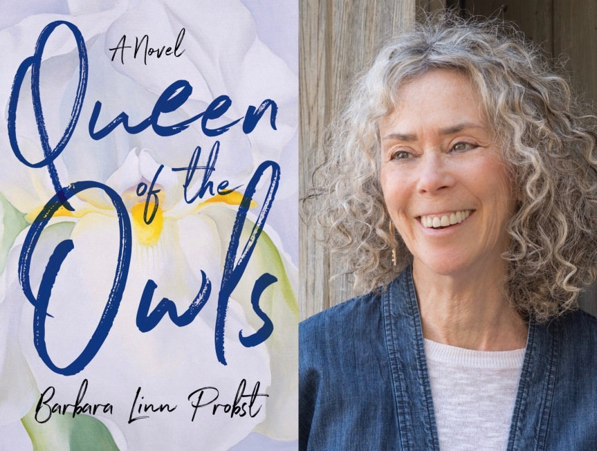 Queen of the Owls by Barbara LinnProbst