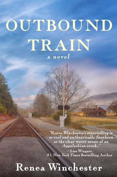 Outbound Train by ReneaWinchester