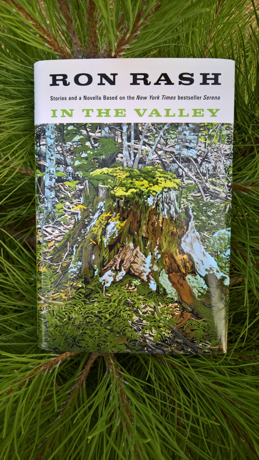 Ron Rash Releases In theValley!