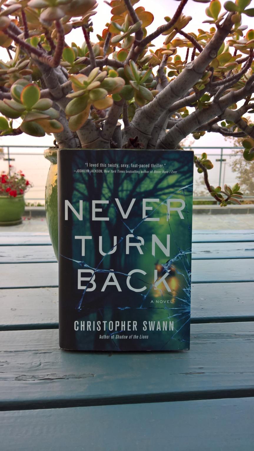 Never Turn Back by ChristopherSwann