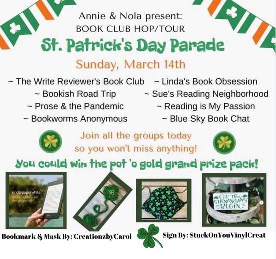 March 14, Irish Parade onFacebook!