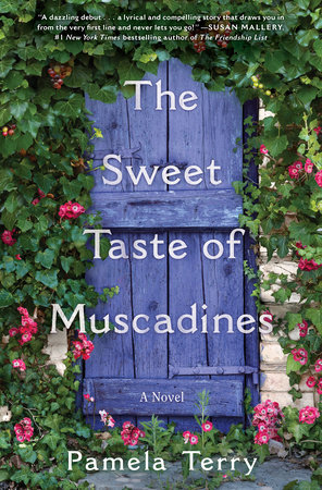 The Sweet Taste of Muscadines by PamelaTerry.