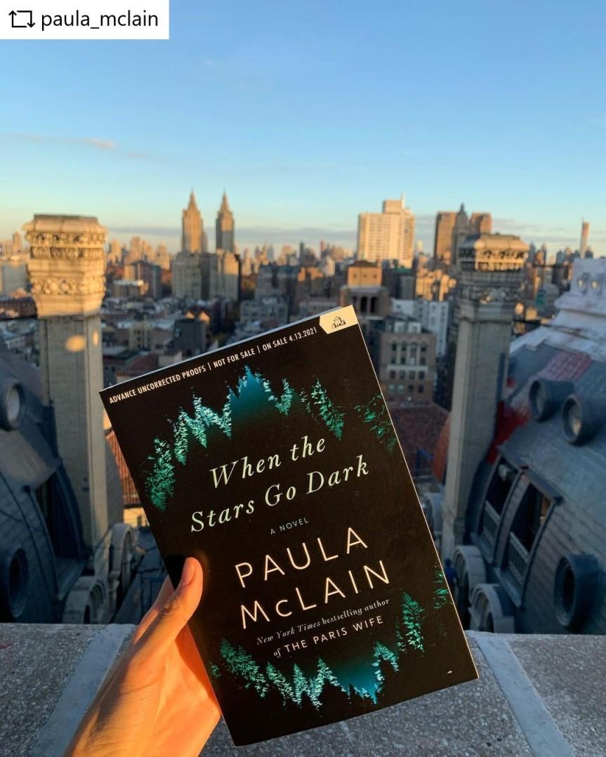 When the Stars Go Dark by PaulaMcClain